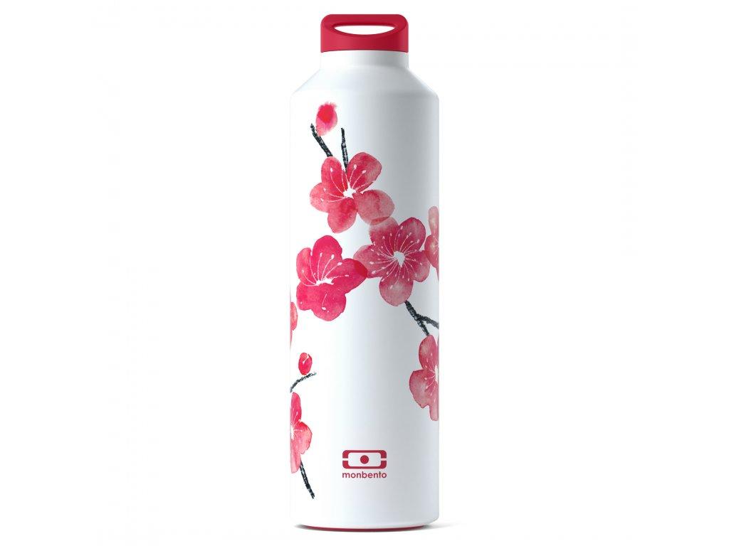 Termo Fľaša Monbento Steel Blossom
