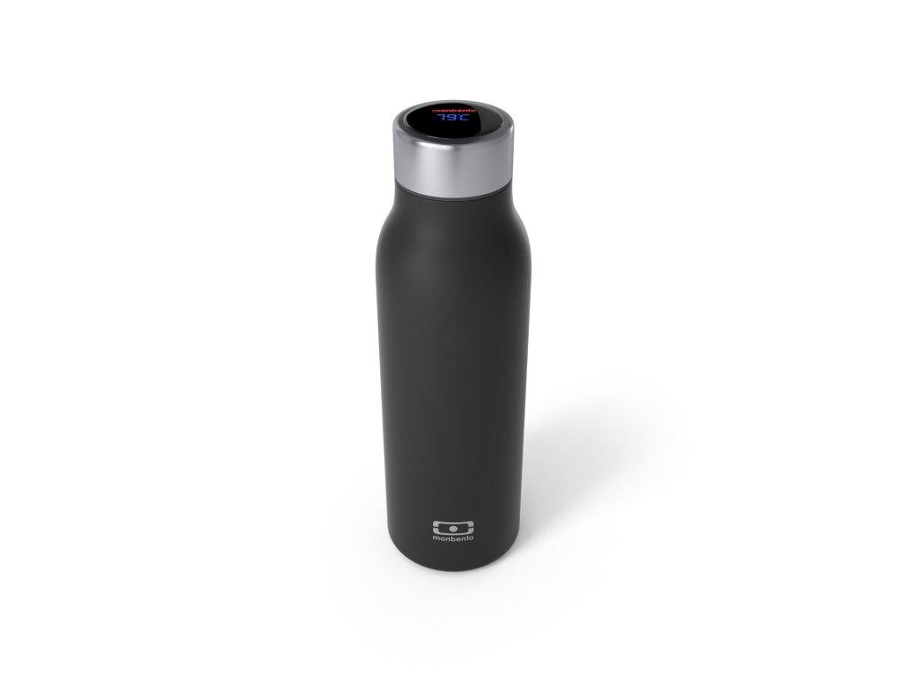 Chytrá Termo Fľaša Monbento Genius Onyx