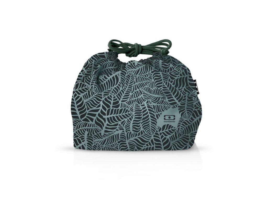 Taška Pre Desiatový Box Monbento Pochette - Jungle