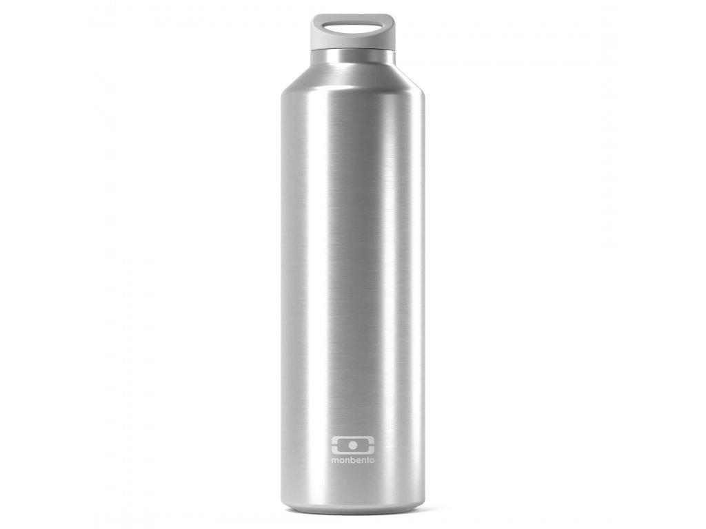 Termo Fľaša Monbento Steel Metallic Silver