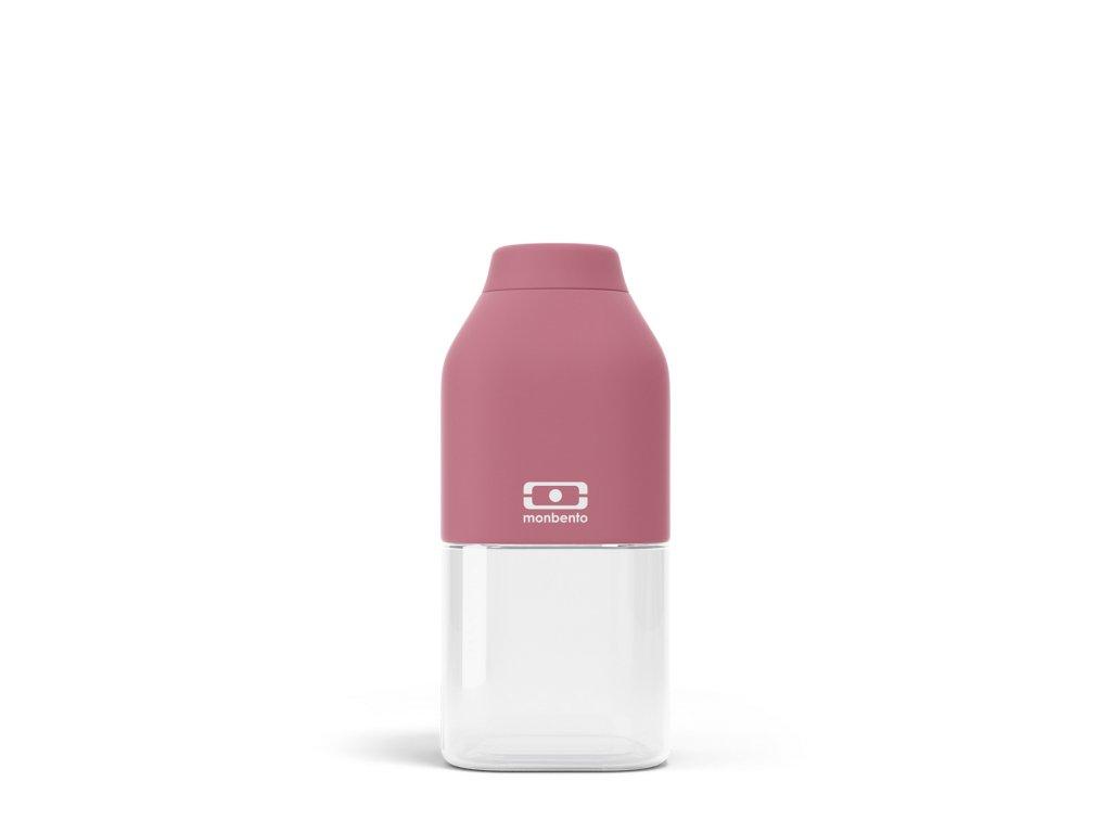 Fľaša Monbento Positive S - Pink Blush