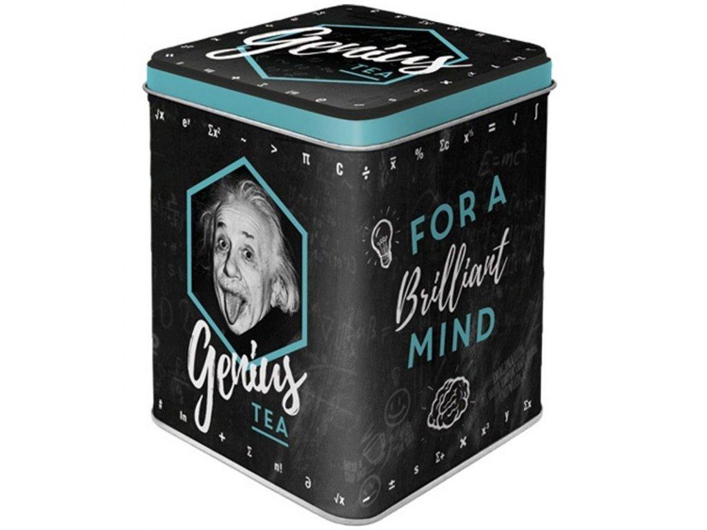 Dóza Na Čaj -  Einstein Genius Tea