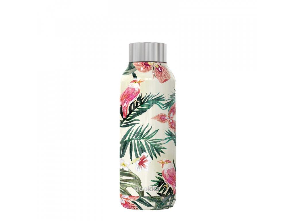 Termo Fľaša Quokka - Jungle Flora 510 ml