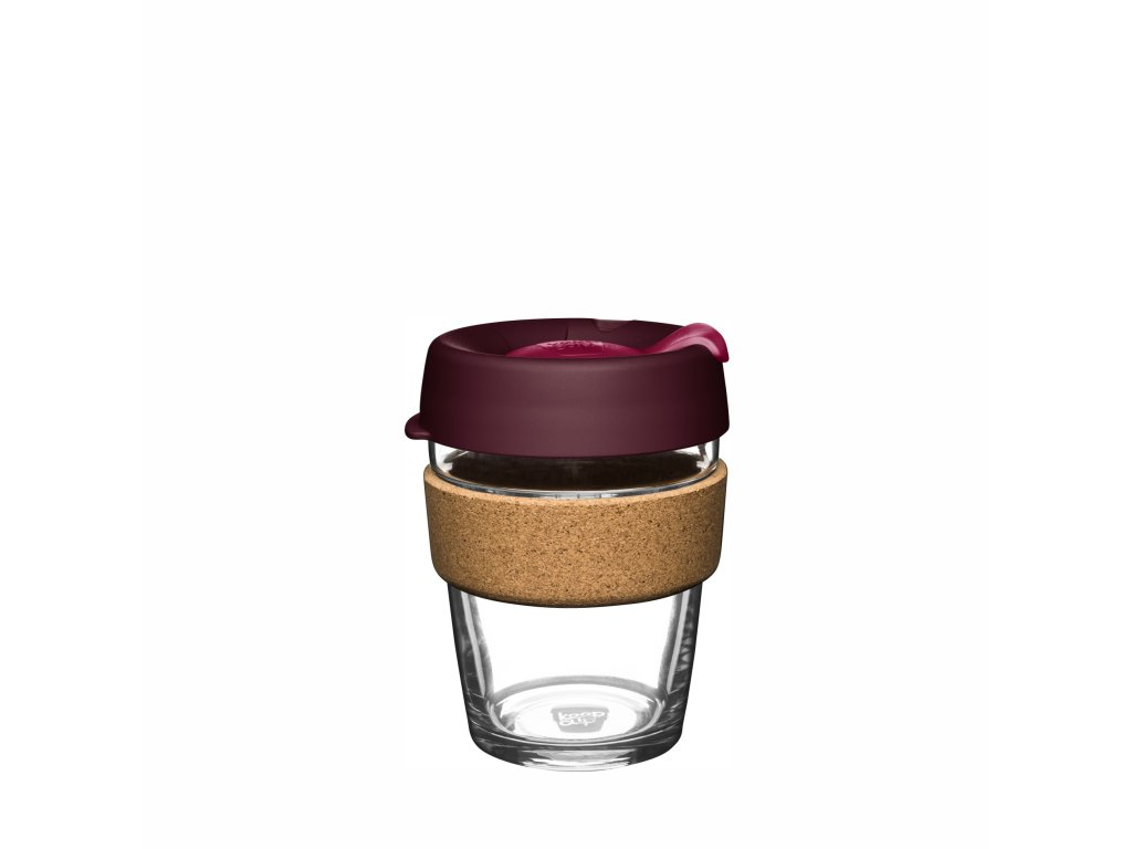 KeepCup Brew Cork Kangaroo Paw M (340 ml)