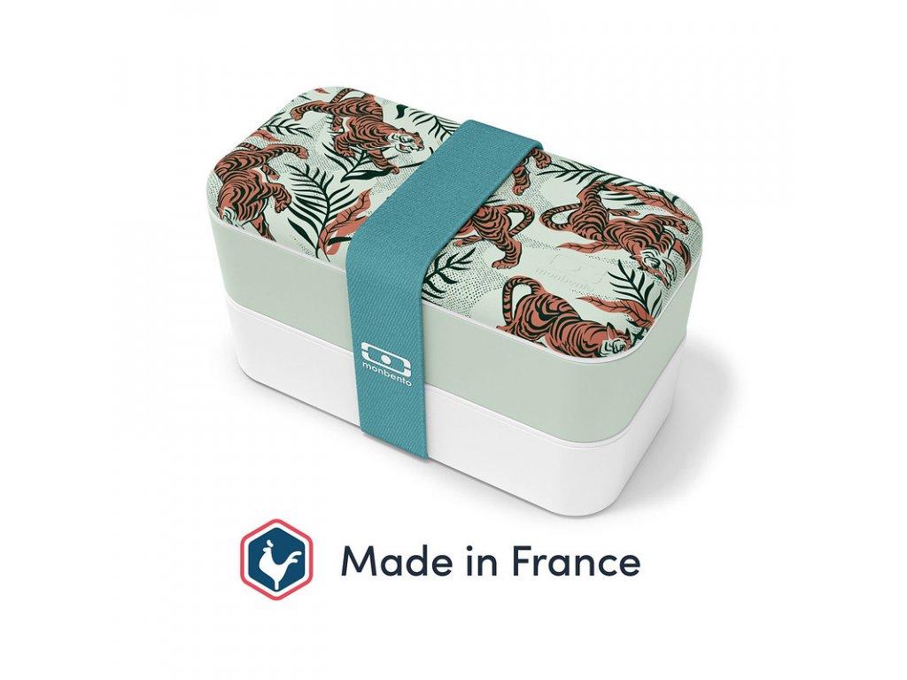 Lunch Box Monbento Original - Power Tiger