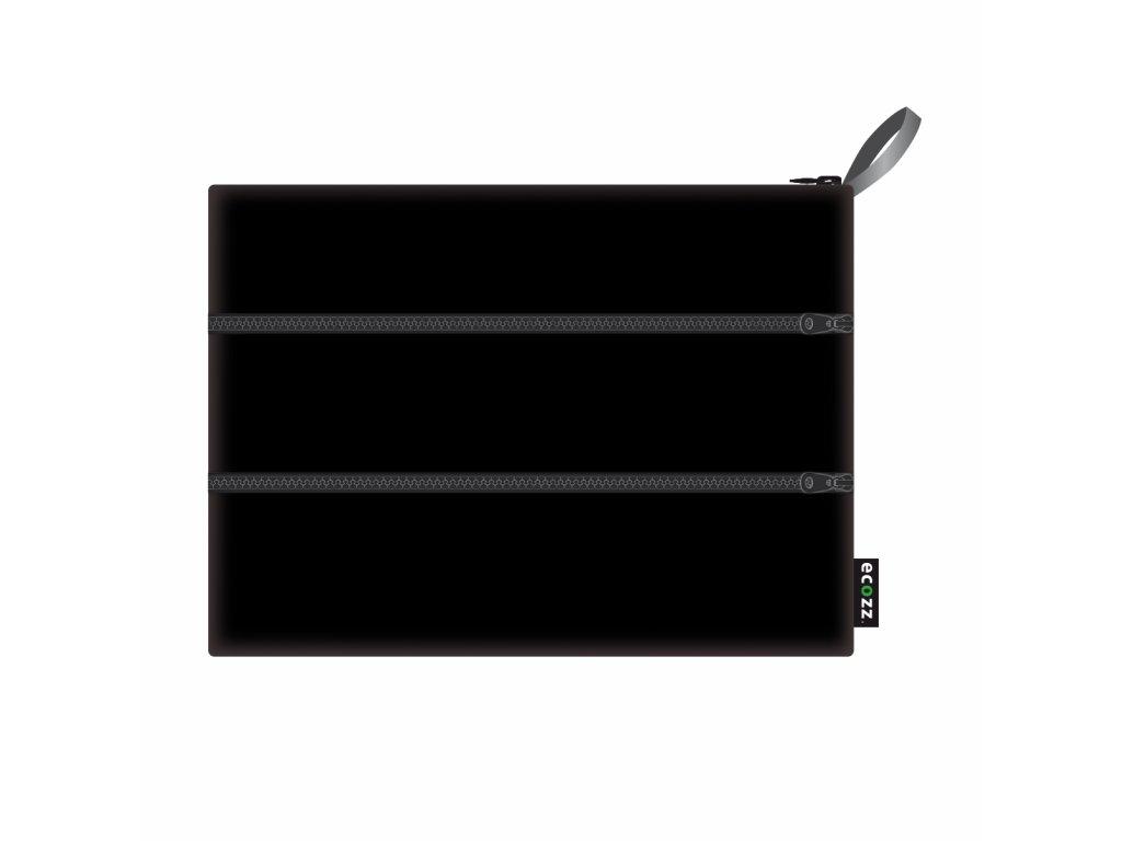 Ecozz Zip Bag - Black Label