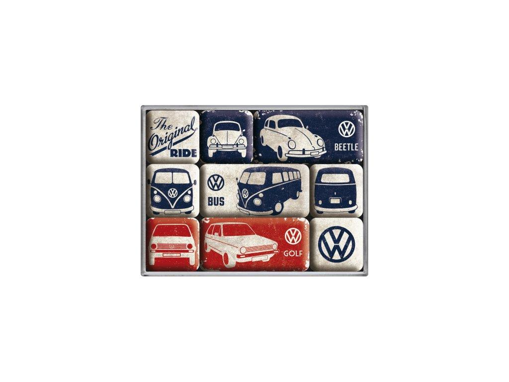 Sada Magnetiek - VW The Original Ride