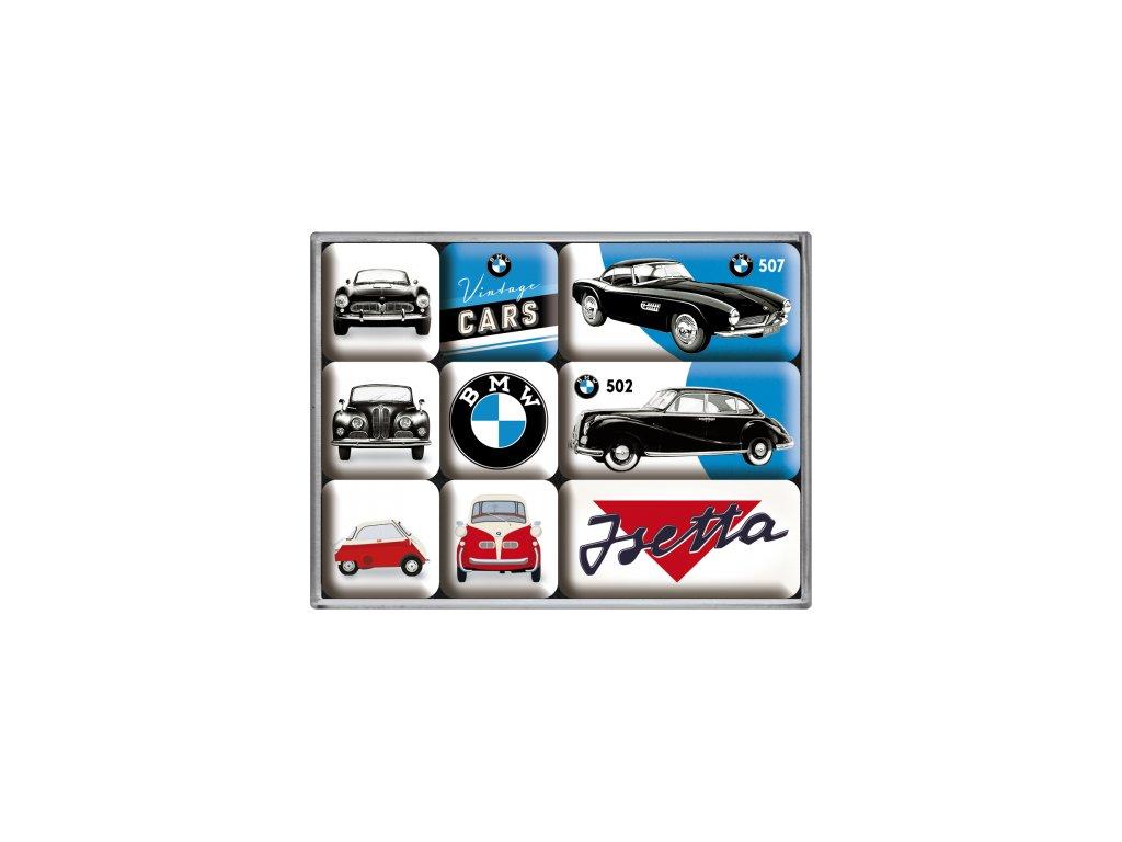 Sada Magnetiek - BMW Isetta
