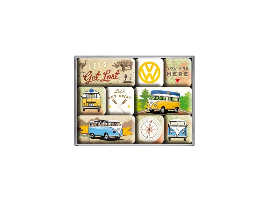Sada Magnetiek - VW Let's Get Lost
