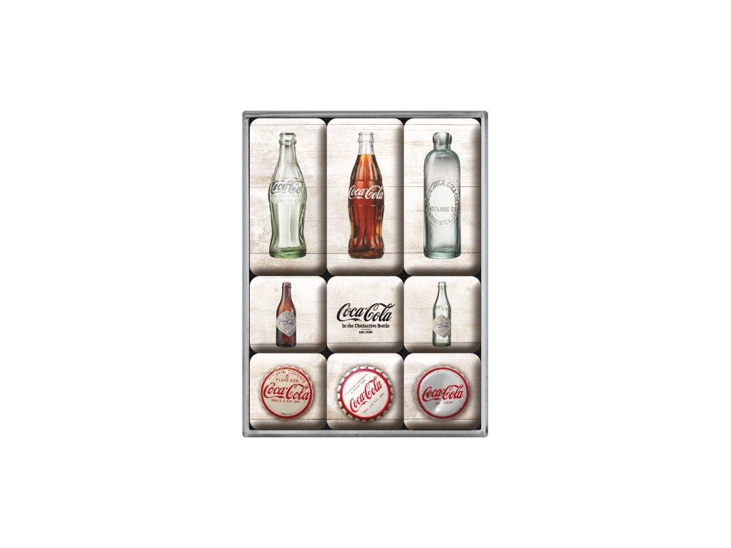 Sada Magnetiek - Coca Cola