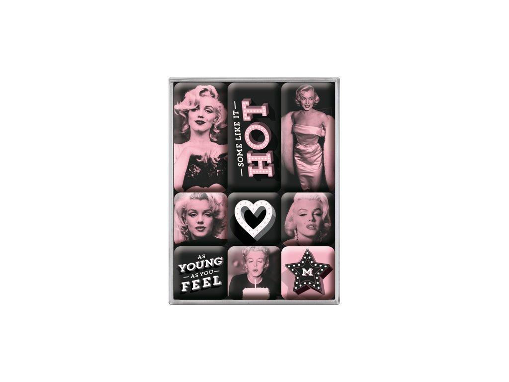 Sada Magnetiek - Marilyn Monroe
