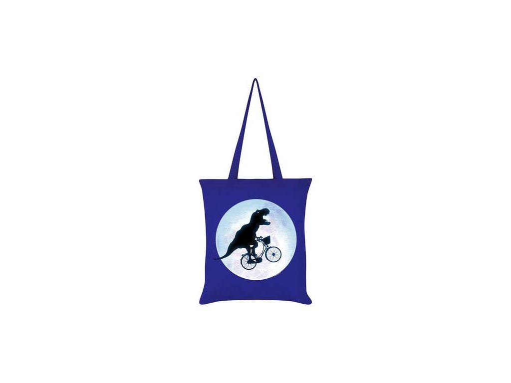Bavlnená Taška E.T-Rex Blue