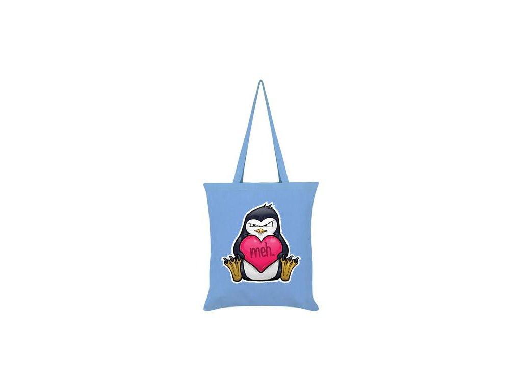 Bavlnená Taška Penguin Meh