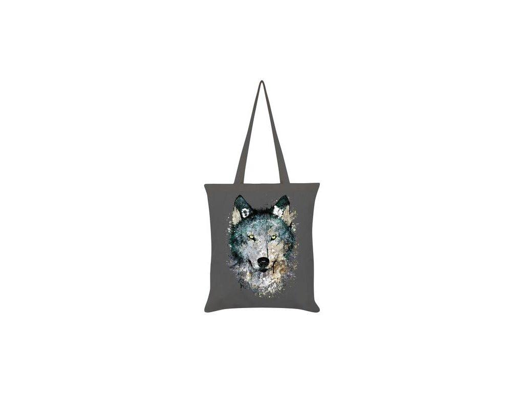 Bavlnená Taška Alpha Wolf