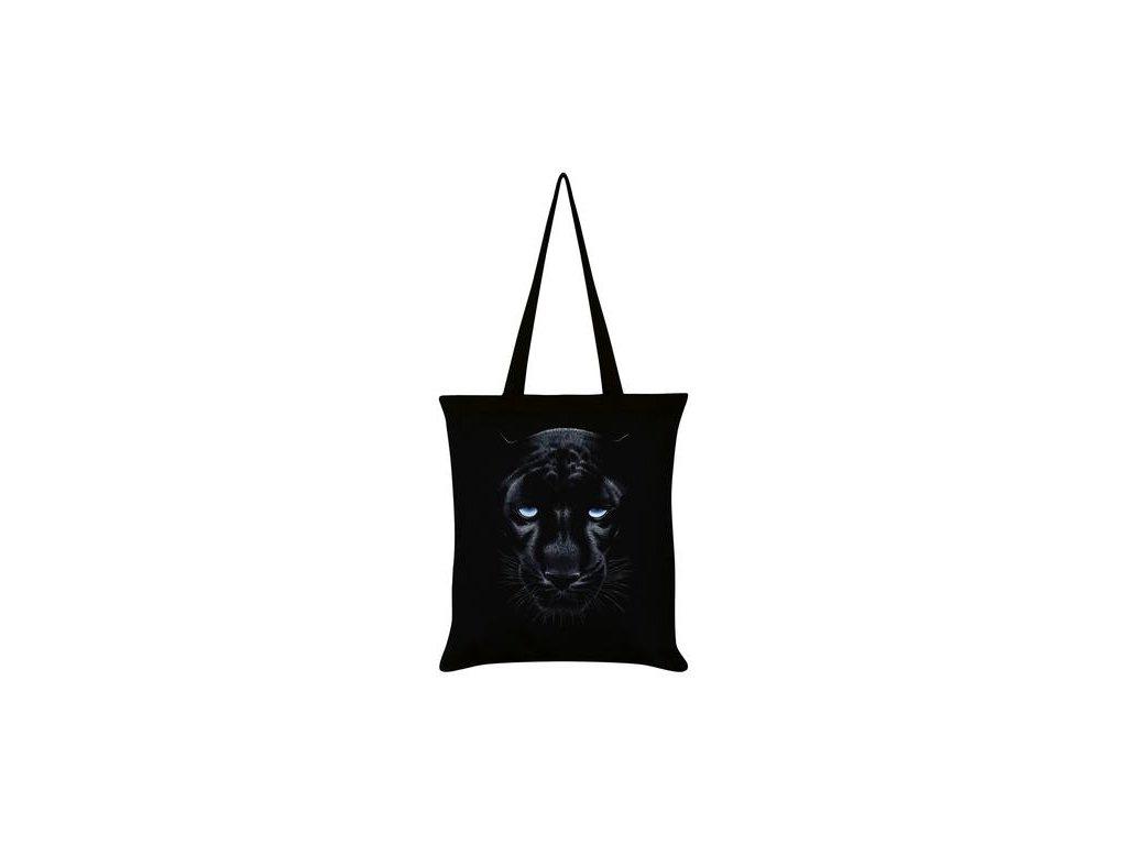 Bavlnená Taška Black Panther