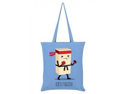 Bavlnená Taška Tofu Fighter