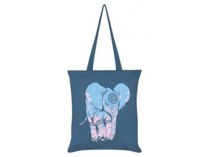 Bavlnená Taška Slon (Elephant)