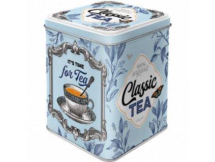 Dóza na čaj Classic Tea