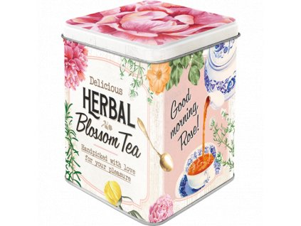 Dóza na čaj Herbal Blossom Tea
