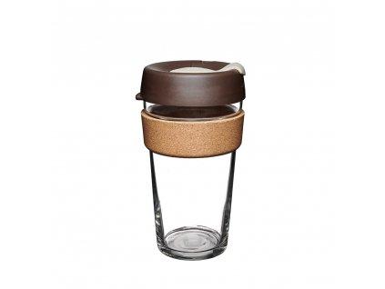 KeepCup Brew LE Cork Almond L