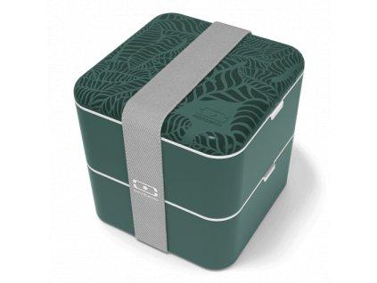 Lunch Box Monbento Square - Jungle