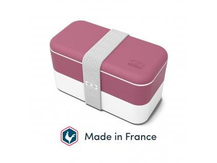 Lunch Box Monbento Original - Pink Blush