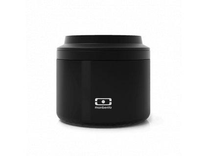 Termobox Monbento Element - Black Onyx 1