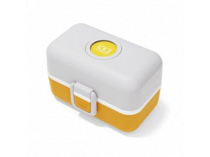Lunch Box Monbento Tresor - Moutarde