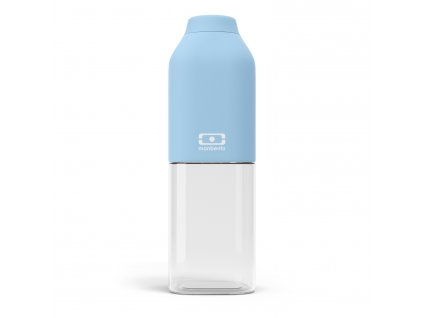 Fľaša Monbento Positive M - Blue Crystal