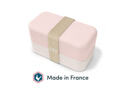 Lunch Box Monbento Original - Natural Pink