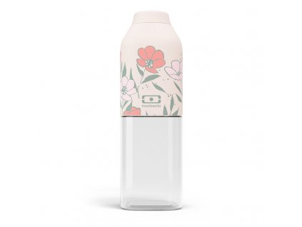 Fľaša Monbento Positive M - Graphic Bloom