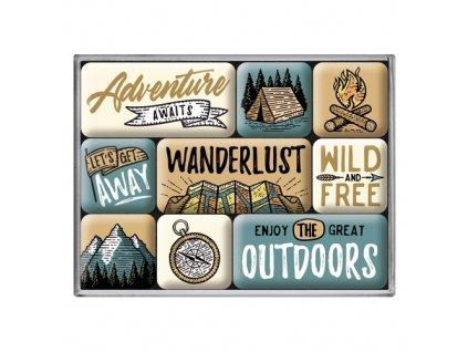 Sada Magnetiek - Outdoor Adventure