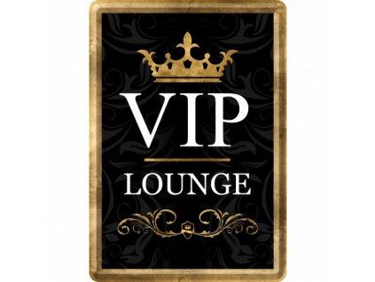 Plechová Pohľadnica VIP Lounge