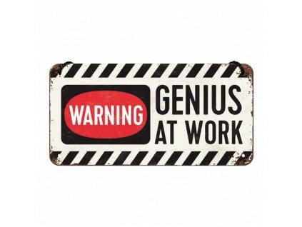 Genius at Work 1
