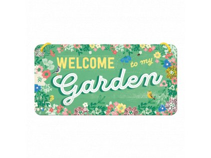 Welcome to my Garden 1