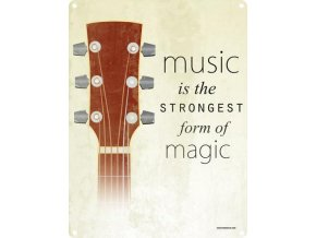 Music Is Strongest Form Of Magic