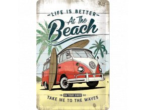 VW Life is better at the Beach