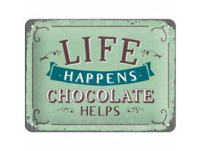 Chocolate Helps