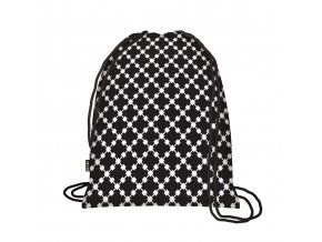 Ecozz Backpack - Squares Black
