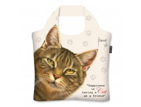 Skladacia eko taška Ecozz - Francien's Cats