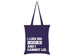 Bavlnená Taška I Like Big Books