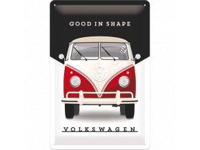 Plechová ceduľa Volkswagen Good in Shape