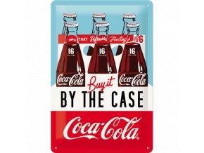 Plechová ceduľa Coca-Cola (Buy it)