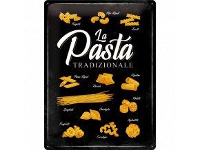 Plechová ceduľa La Pasta
