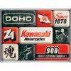 Sada Magnetiek - Kawasaki Motorcycles