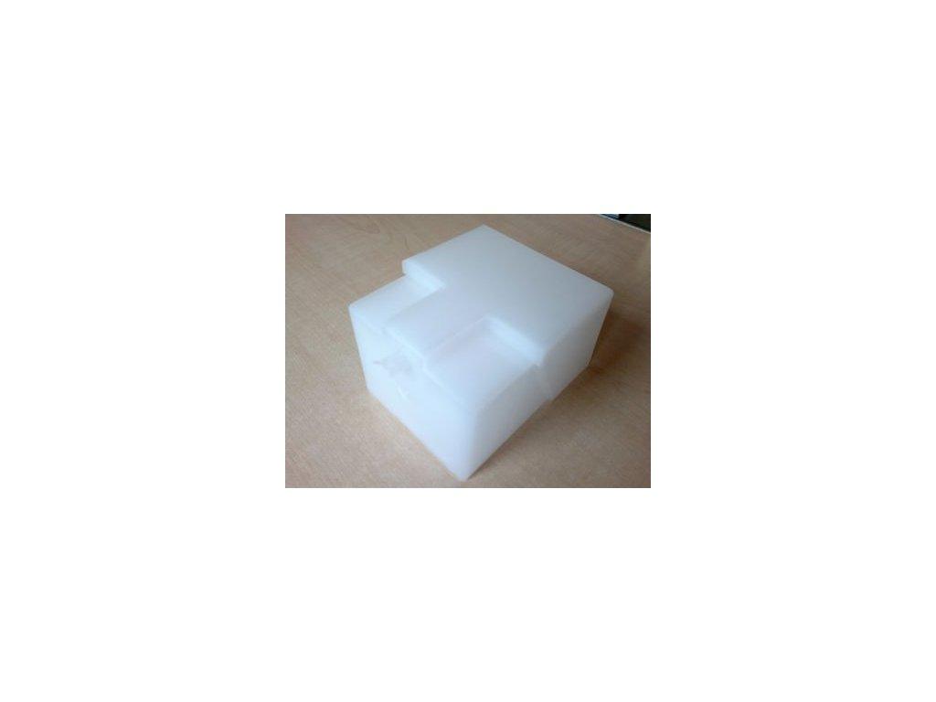 Plastová nádoba k dávkovači mýdla AC53*