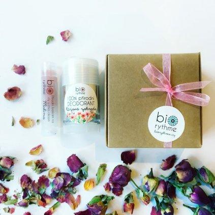 Malý dárek  - deodorant  30g + balzám