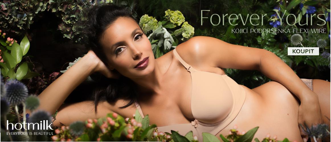 HOTmilk nursing bra Forever yours