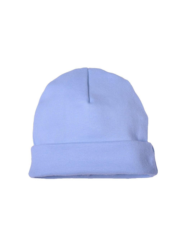 čepička ohrnovací modrá