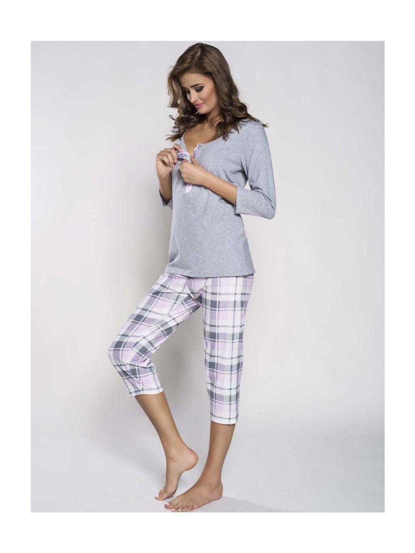 Dámské pyžamo propínací